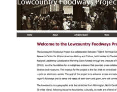 Lowcountry Foodways Project